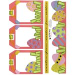 E-Cuts (Download and Print) Easter Sweets II