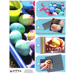 E-Cuts (Download and Print) Easter Springtime 1