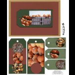E-Cuts (Download and Print) Fall Harvest