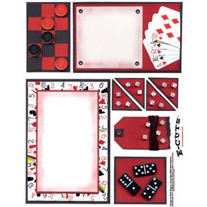 E-Cuts (Download and Print) Fun and Games