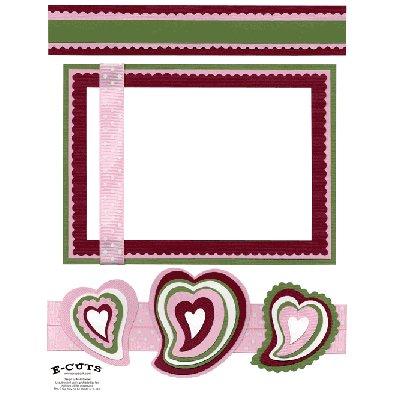 E-Cuts (Download and Print) Heart Attack 2