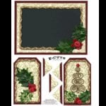 E-Cuts (Download and Print) Holiday Elegance 1