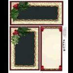 E-Cuts (Download and Print) Holiday Elegance 2