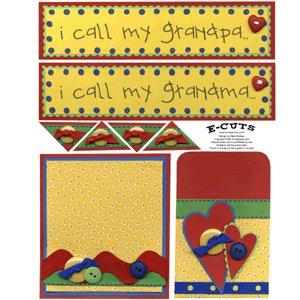 E-Cuts (Download and Print) I Call My Grandparents 1