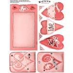 E-Cuts (Download and Print) Love 1