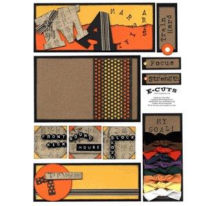 E-Cuts (Download and Print) Martial Arts 2