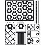 E-Cuts (Download and Print) Molly B&W