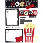 E-Cuts (Download and Print) Movie Night