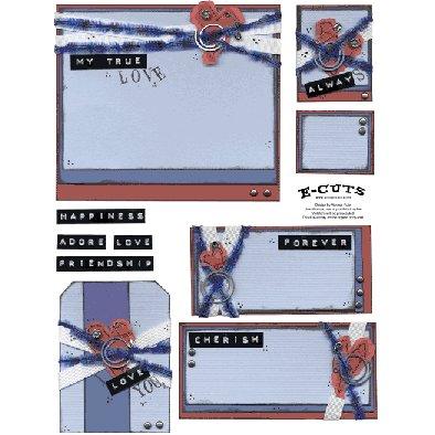 E-Cuts (Download and Print) My True Love