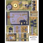 E-Cuts (Download and Print) No Place Like Home 1