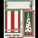 E-Cuts (Download and Print) Peppermint Twist 2