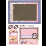 E-Cuts (Download and Print) I Love My Puppy 1