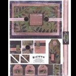 E-Cuts (Download and Print) Purple Passion