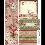 E-Cuts (Download and Print) Romantic Roses 1
