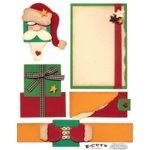 E-Cuts (Download and Print) Santa Ho, Ho, Ho