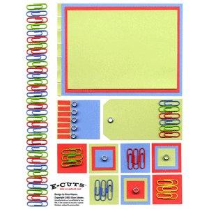 E-Cuts (Download and Print) School Tools