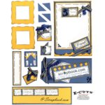 E-Cuts (Download and Print) Scrapbook