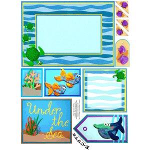 E-Cuts (Download and Print) Under the Sea 2