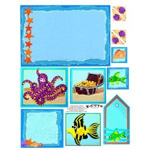 E-Cuts (Download and Print) Under the Sea 3