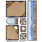 E-Cuts (Download and Print) Seashore
