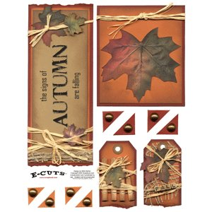 E-Cuts (Download and Print) Signs of Autumn1