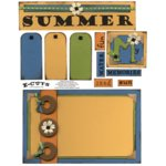 E-Cuts (Download and Print) Summer Memories 1