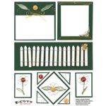 E-Cuts (Download and Print) Summer Garden