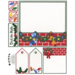 E-Cuts (Download and Print) Christmas 1