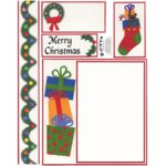 E-Cuts (Download and Print) Christmas 2