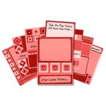 E-Cut Gift Book (Download and Print) Our Love Story