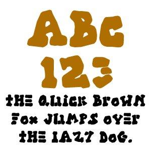Fonts (Download) SBC Aztec