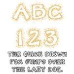 Fonts (Download) SBC Sandy Beach