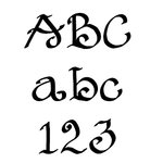 Fonts (Download) SBC Calligrapher 2000