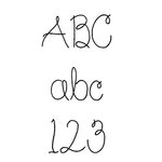 Fonts (Download) SBC Curly Chronicle