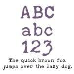 Fonts (Download) SBC Distressed Typewriter