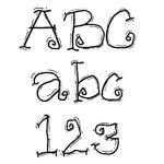 Fonts (Download) SBC Funky Flourished