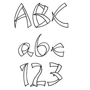 Fonts (Download) SBC Oriental Express