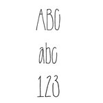 Fonts (Download) SBC Skinny Dip