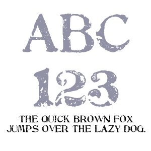 Fonts (Download) SBC Stone Inscription