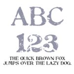 Fonts (Download) SBC Stone Inscription