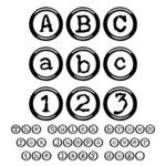 Fonts (Download) SBC Type Keys