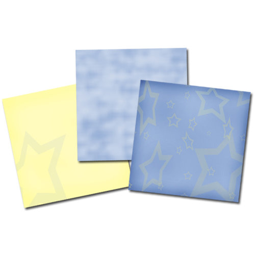 E-Kit Papers (Digital Scrapbooking) - Sweet Dreams