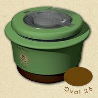 Epiphany Crafts - Shape Studio - Custom Shape Making Tool - Oval 25