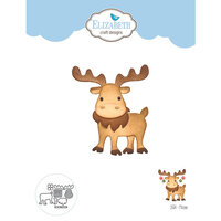 Elizabeth Craft Designs - Dies - Moose