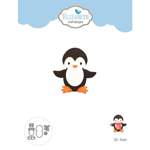 Elizabeth Craft Designs - Dies - Penguin