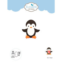 Elizabeth Craft Designs - Dies - Penguin
