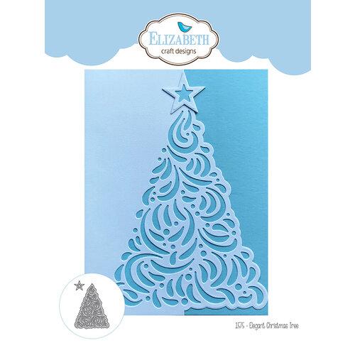 Elizabeth Craft Designs - Dies - Elegant Christmas Tree