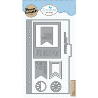 Elizabeth Craft Designs - Dies - Planner Essentials - 3