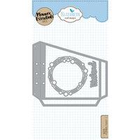Elizabeth Craft Designs - Dies - Planner Pocket - 2