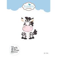 Elizabeth Craft Designs - Dies - Zebra